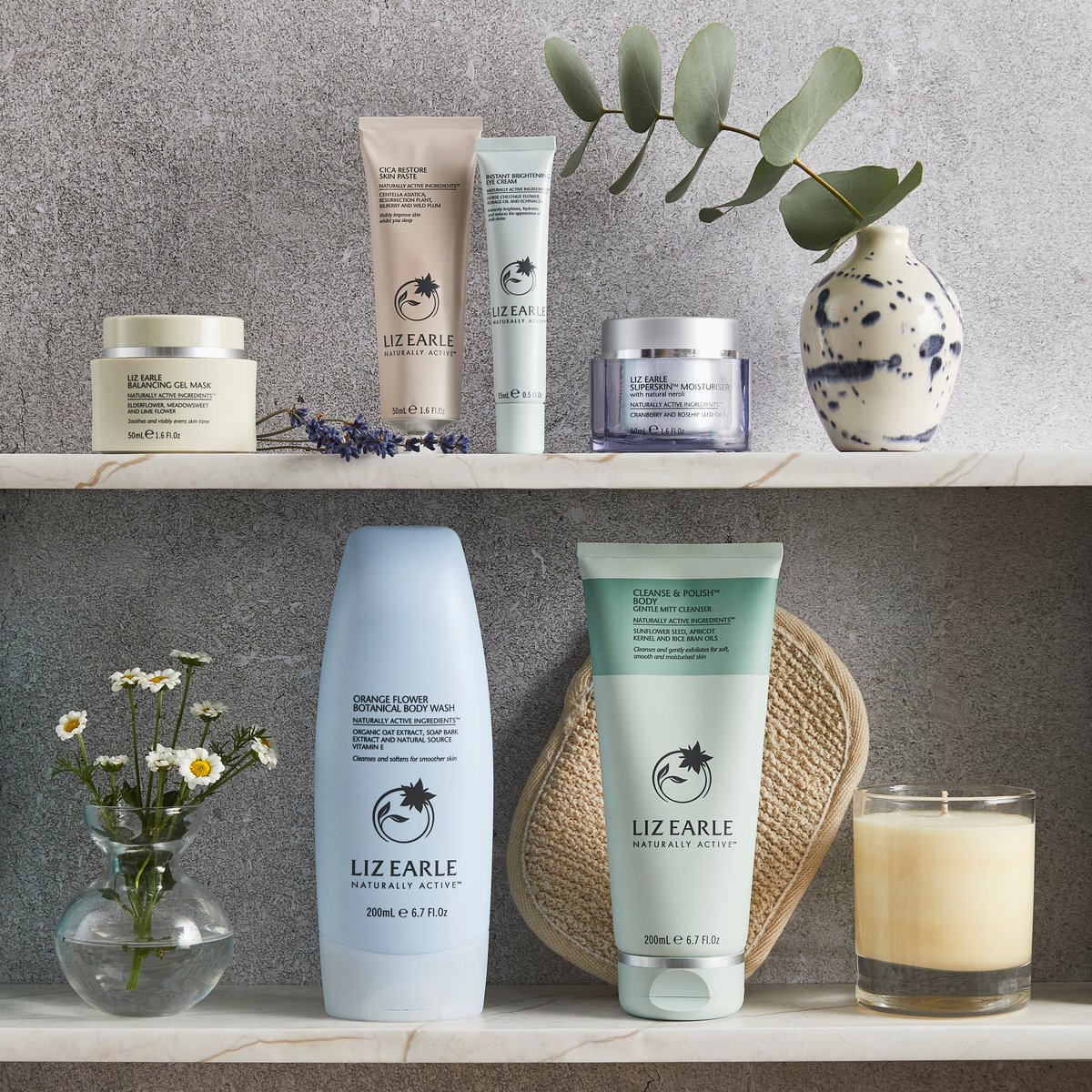 It's official – we're live on https://t.co/v5pFsaDiBE! 🎉 🎉 Discovering your botanical favourites has never been easier, so take your Liz Earle experience to the Next level ⬆ https://t.co/SUrXE1oWqO https://t.co/1noGhhCnqe