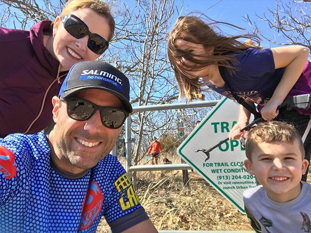 Trail clean up on a beautiful Sunday afternoon with the family.  One bag of trash off the trail.  #cleantrails . . . .  #shokzsquad #shokzamb #ambassadorofcrazy #salmingrunning #orangemuddirtunit #hshive #playgoodr #teamzensah #nuunbassador #everydaydirt #salmingambassador .…<br>http://pic.twitter.com/Ch08kR2UrR