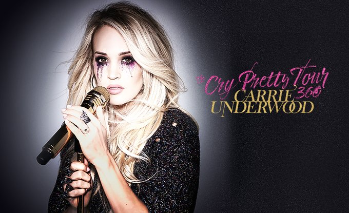 """March 10:Happy 37th birthday to singer,Carrie Underwood(\""""Inside Your Heaven\"""")"""
