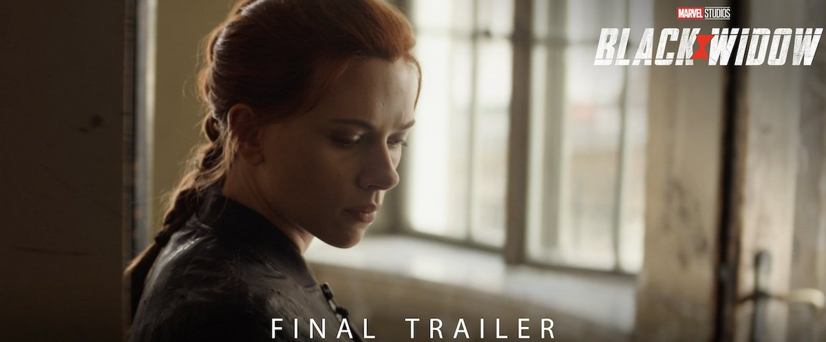 """""""At some point we all have to choose between what the world wants you to be and who you are."""" Watch the new trailer for Marvel Studios' #BlackWidow. See it in theaters May 1!"""