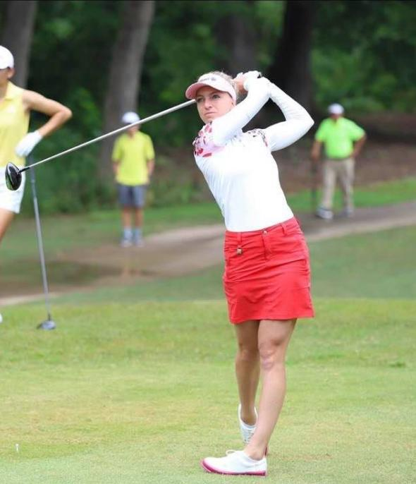 Sophia Popov, Madison Pressel and Kelly Whaley will be in Rochester this week as they will be promoting the Danielle Downey Credit Union Classic with various social media stops. #TheseLadiesROC pic.twitter.com/eM5kCH9UqT