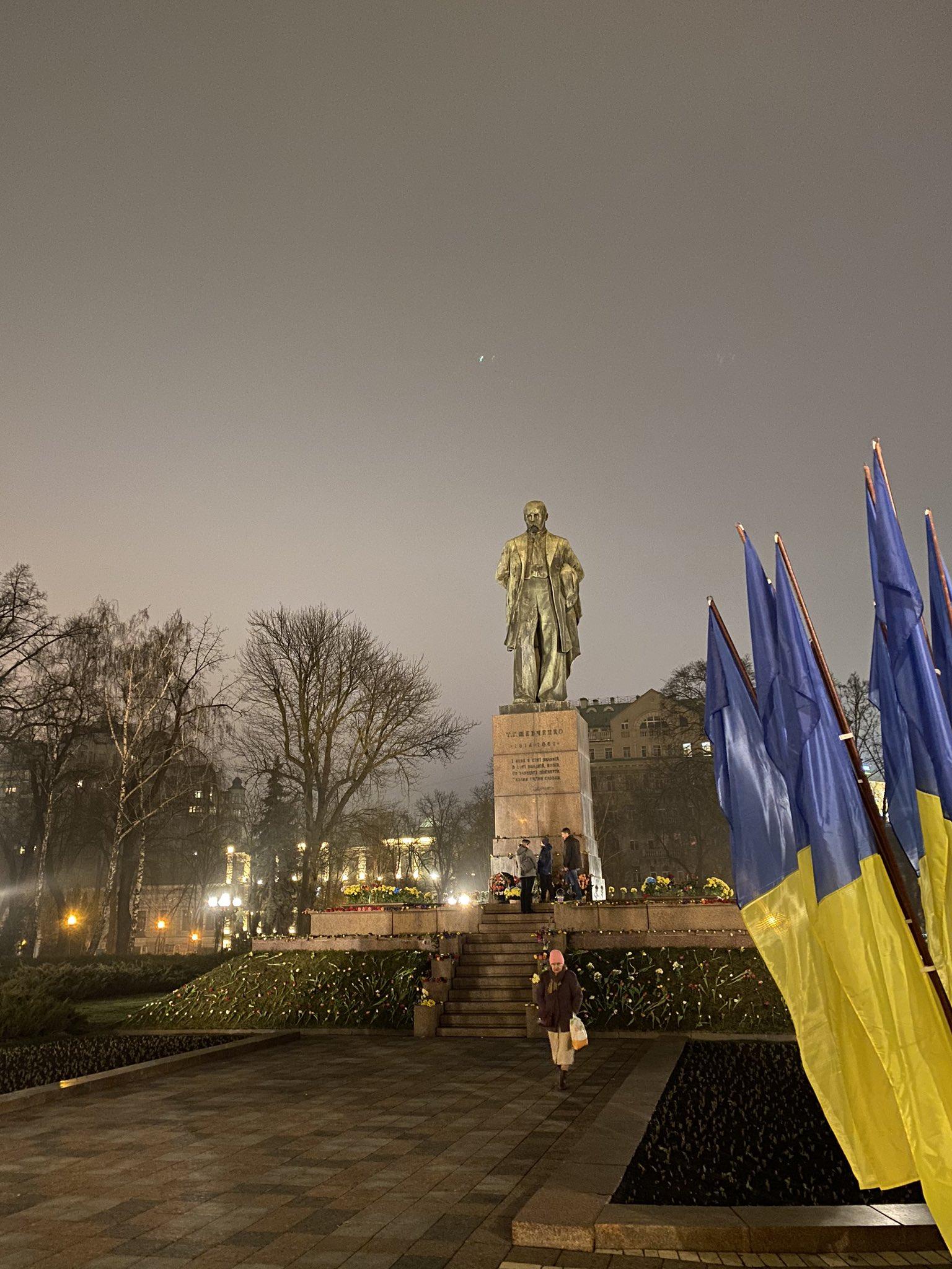 Зеленський взяв участь у церемонії вручення Шевченківської премії - Цензор.НЕТ 6903