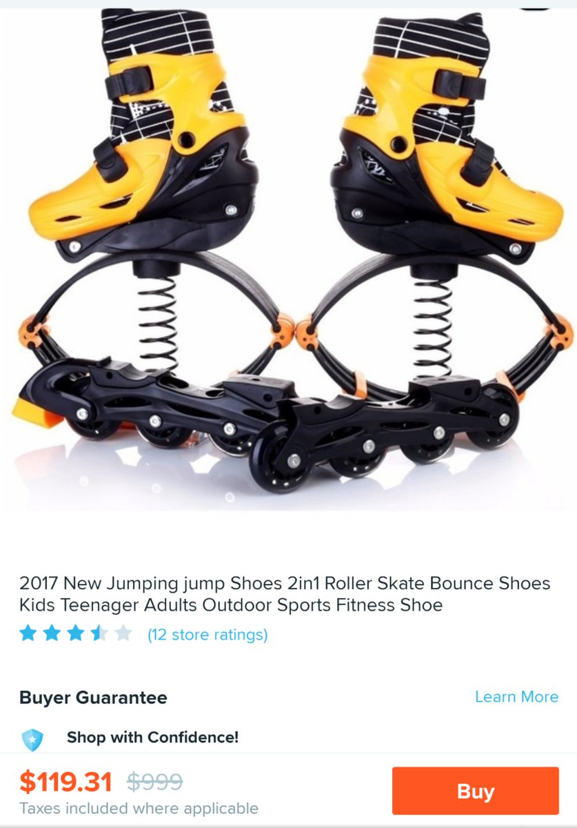 Looking for a fun way to break your leg? 🤣 #inlineskates #moonshoes #rollerskatebounceshoes #whatintheworld https://t.co/sXEyjAhA0Y