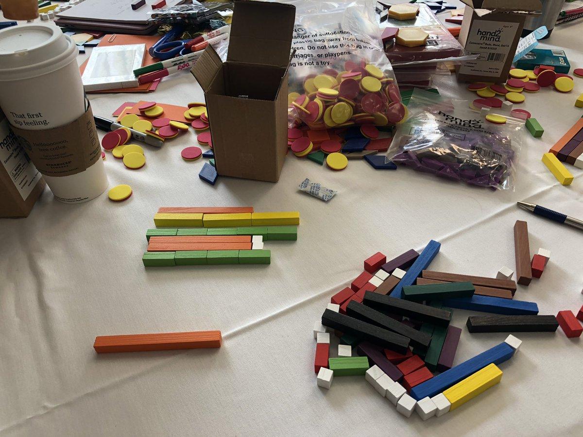 Productive Struggle at @srrhod 'a conference!
