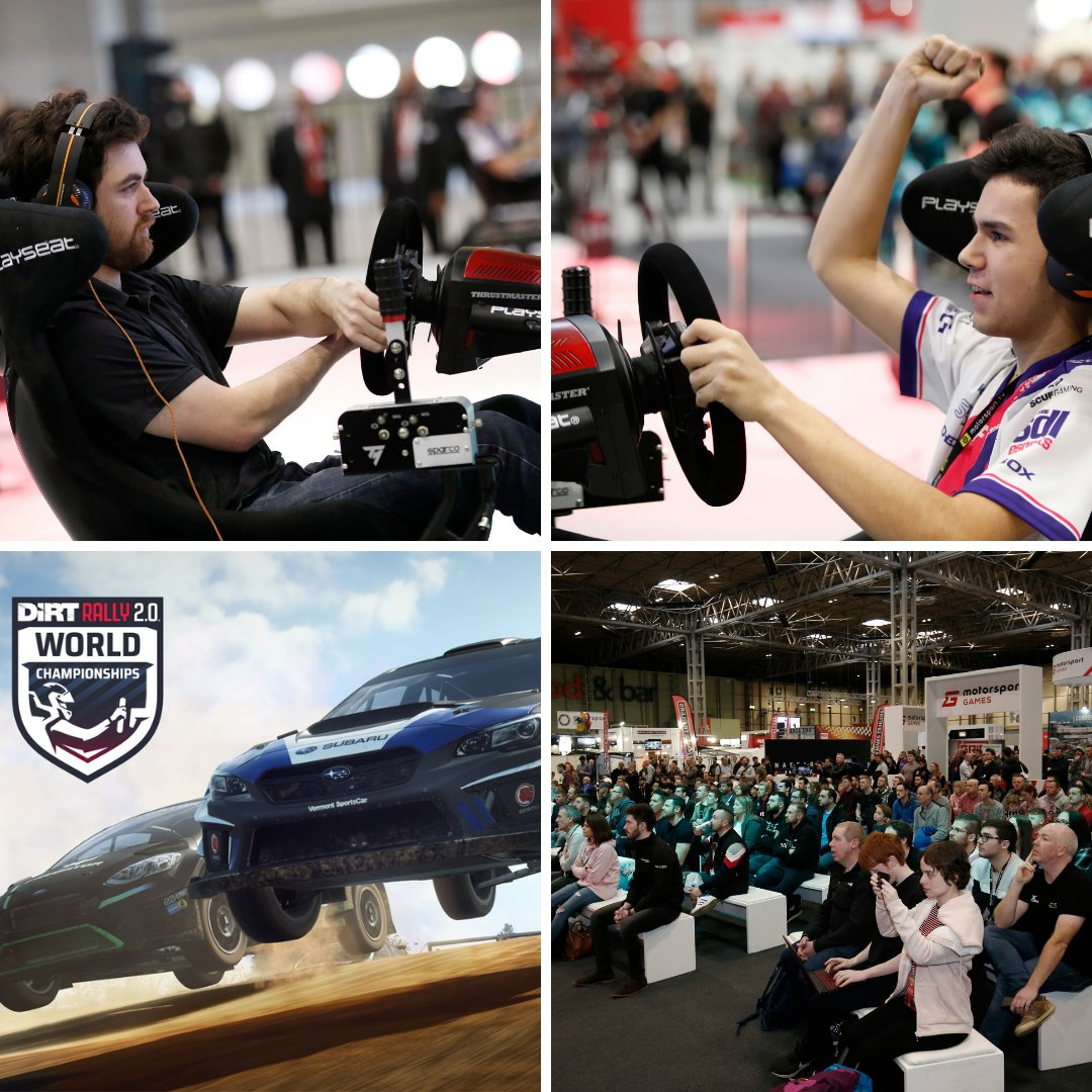 Over 36,000 players entered a daring battle to prove their true driving skill. The answer became evident for the DiRT RALLY 2.0 world championship winner. Comment the name of the winner below! #dirtrally2.0 #dirtrallyworldchampionship #esports #racing #rally #esportgaming https://t.co/2DcVcQYxmv