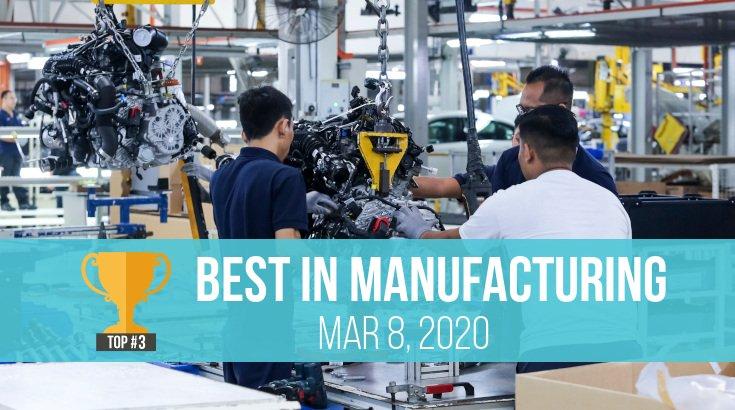 puma manufacturing