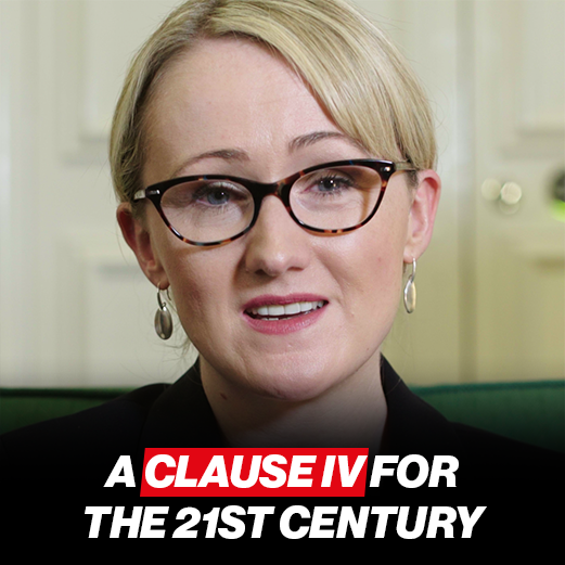 I want to hear what you think should be in a new Clause IV. 👇 rebeccaforleader.org/survey