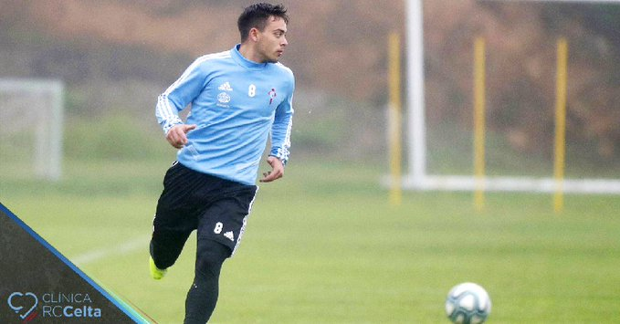 Medical news | @franbeltran does individual training due to a bruise on his right foot.