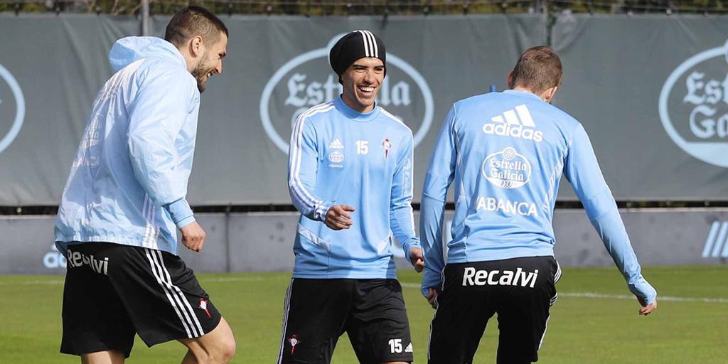 #GoodMonday 💪 Next rival #CeltaVillarreal!