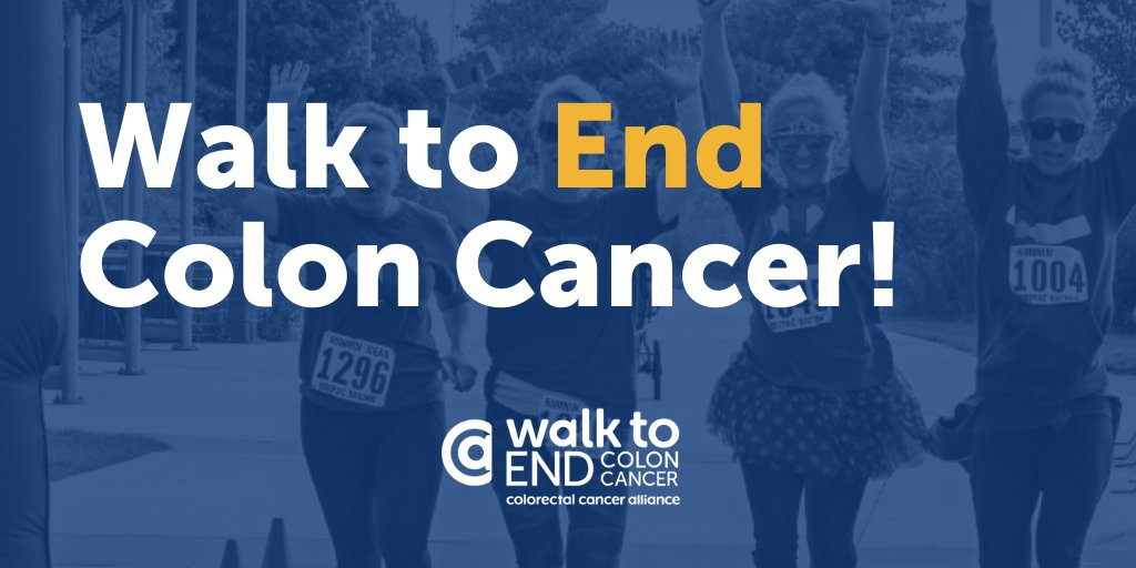 Colorectal Cancer Alliance On Twitter It S A New Era At The Colorectal Cancer Alliance Today We Announce The Walk To End Colon Cancer To Learn More About This New Experience And Fundraising