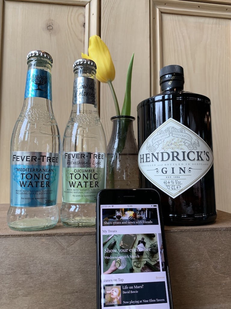 Something about Gin to make you Grin. Cucumber Currency Day, it's back! On Wednesday 18th March download the Young's On Tap app and you'll have a digital cucumber in your My Treats section. Show it to the bar and you'll receive a complimentary Hendricks Gin and Fever Tree Tonic! https://t.co/sDKXRs62rC