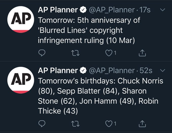 Happy Birthday Robin Thicke?