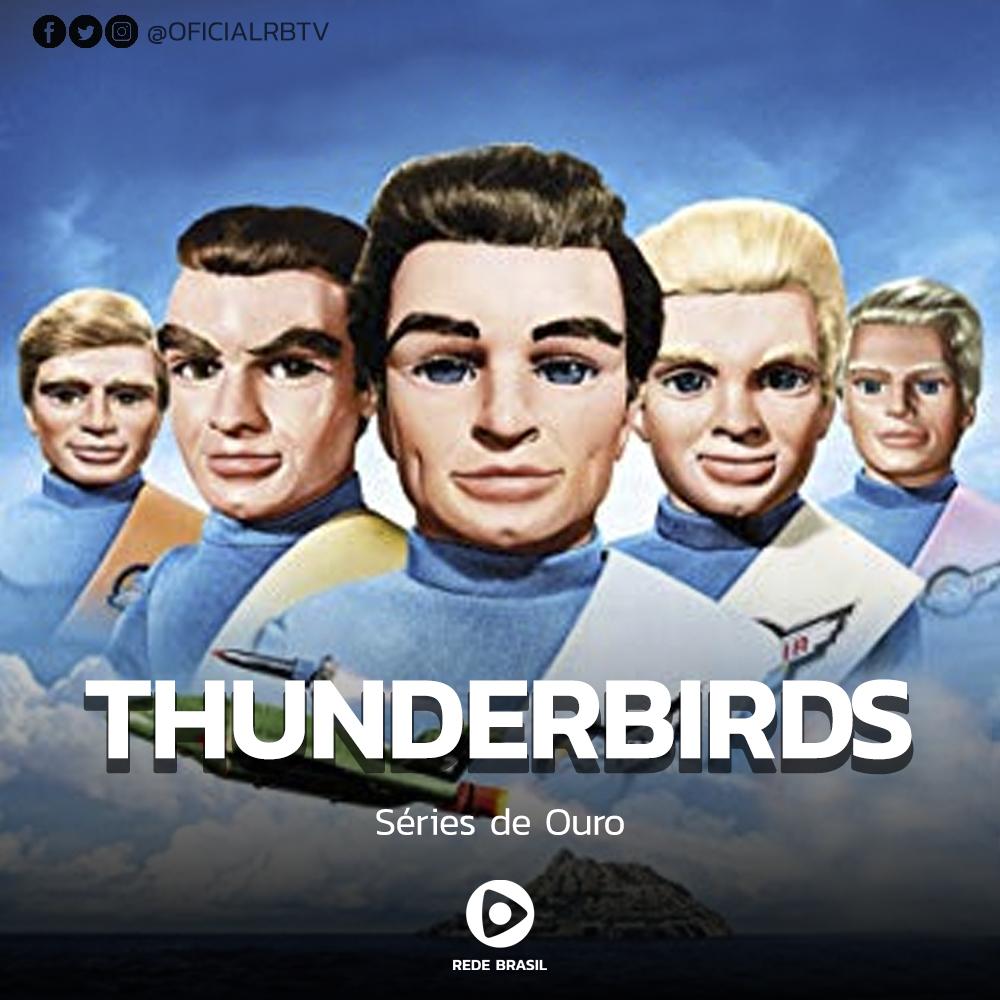 Rede Brasil V Twitter Thunderbirds E As Missoes Do Resgate