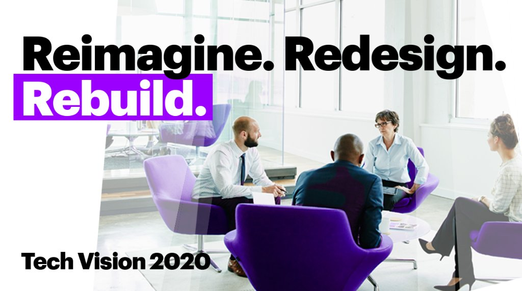Organizations need to rethink their technology approach to bring a human focus to the core of their operations. Our new #TechVision2020 report explains: https://t.co/gUhF5ey79c #IntoTheNew https://t.co/SHCXaUwANS