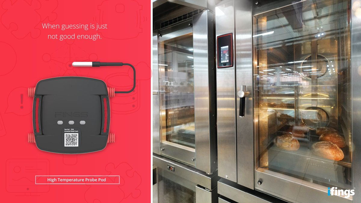 Make managing high-temperature appliances easy with our High Temperature Probe Pod.  To learn more, visit http://www.ifings.com.  #IoT #InternetOfThings #smartdevices #Industry40 #4IR #CapeTown #SouthAfrica #ThursdayMotivation #ifings #futureofwork #BigDatapic.twitter.com/ai9eo4vCb7