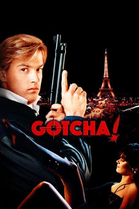 Gotcha!  (1985) Happy Birthday, Linda Fiorentino!