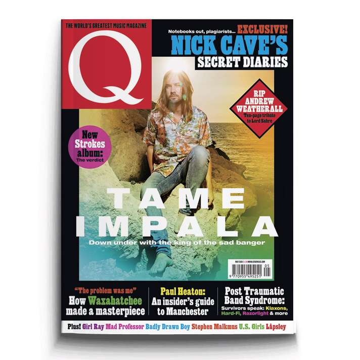 Tame Impala on the cover of the new issue of @QMagazine - greatmagazines.co.uk/q-may-2020