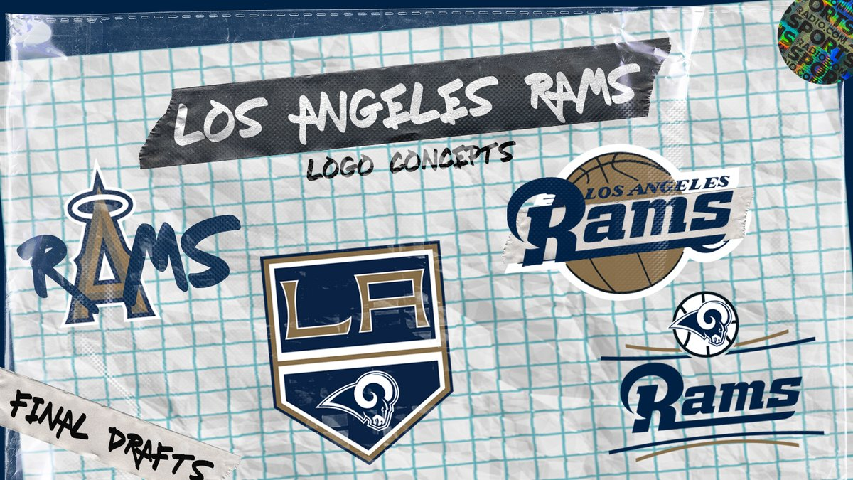 Radio Com Sports On Twitter Breaking After The Los Angeles Rams Spark Controversy Over New Logo Design S Resemblance To The Chargers They Ve Decided To Go Back To The Drawing Board Rams Larams Https T Co Idcgcqxona