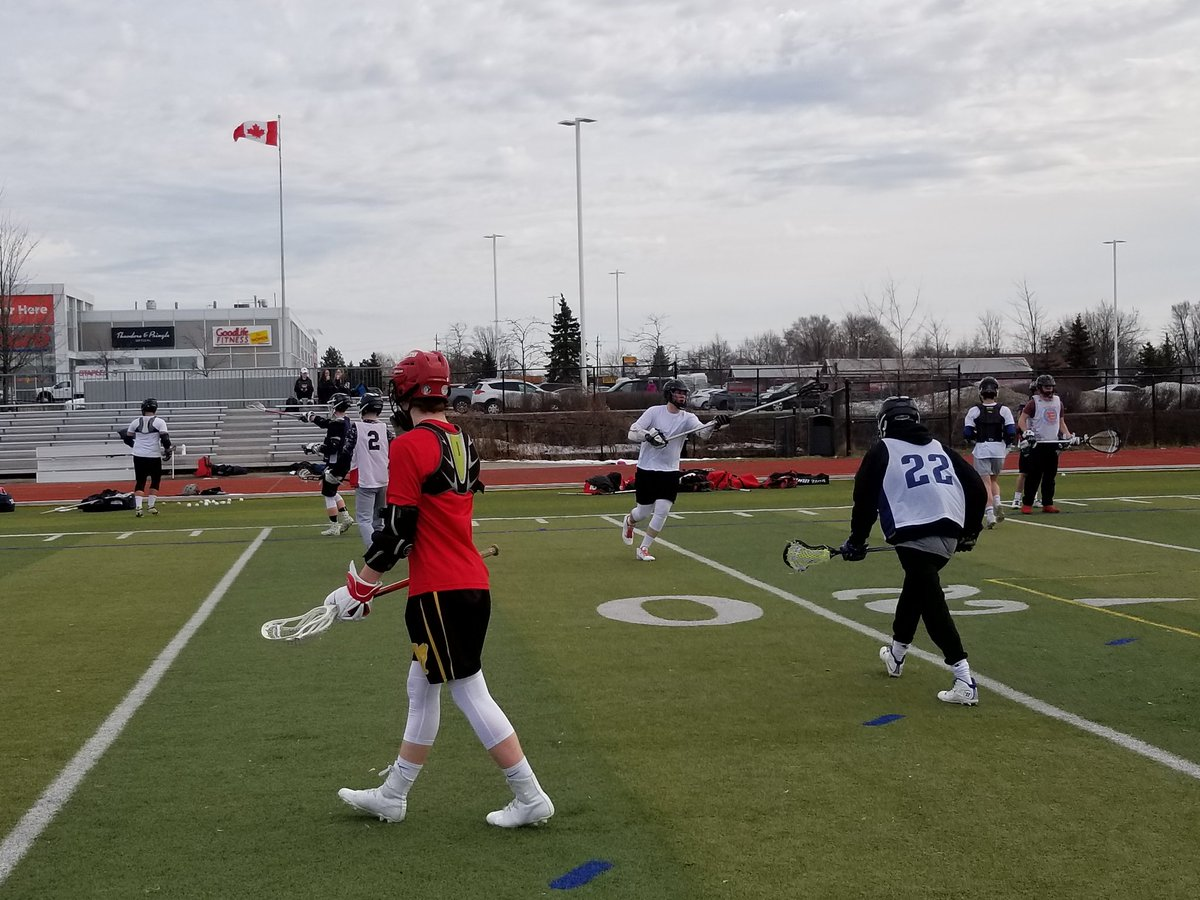 Practices have started for our @CtKHH Varsity Boys Lacrosse Team! All players looked great on Jaguars field today and we are looking forward to a great @HCAA2017 season! https://t.co/bGTeINmasu