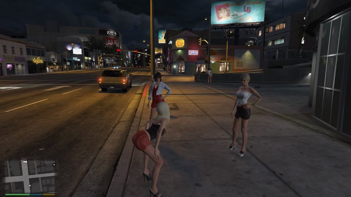 Shocking Grand Theft Auto Update Allows Users To Have First Person Sex With Prostitutes