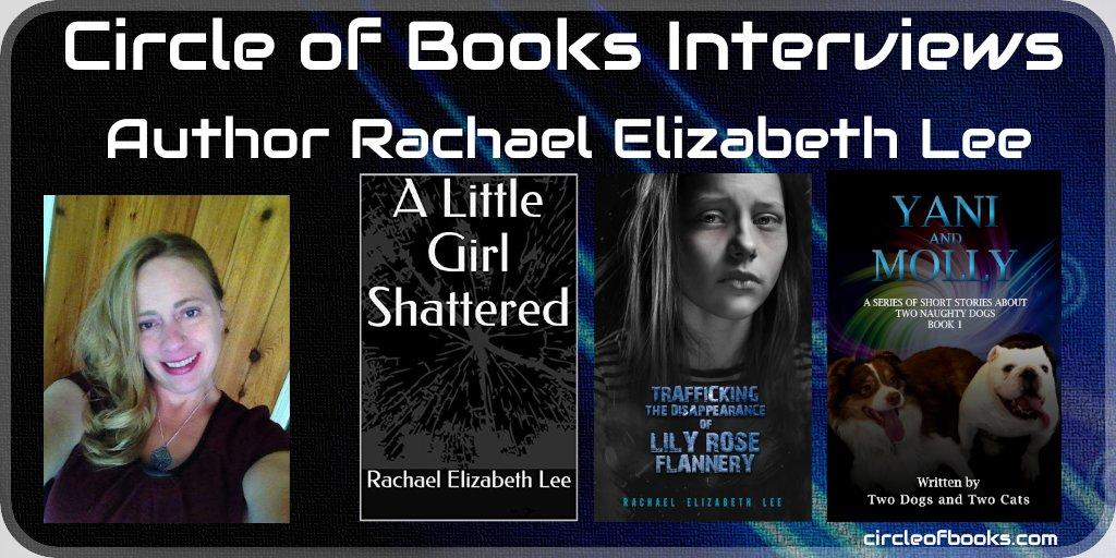 * #rt #interview #asmsg #iartg #author Interview-Rachael E. Lee @RachealELee ▶