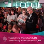 Image for the Tweet beginning: RootsTech 2020 was one for