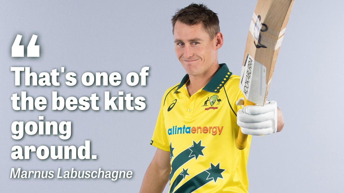 Cricket Com Au On Twitter Marnus Labuschagne Is Very Excited To Play In The 1999 World Cup Retro Australian Odi Kit Https T Co Ssnjpofwro Ausvnz Https T Co Lvposrkloy