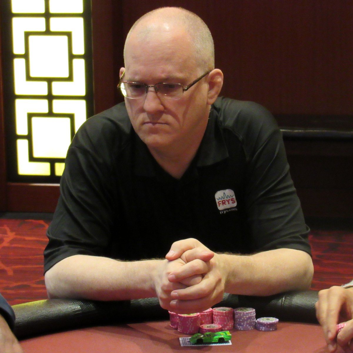 2nd Place: Dustin Wood ($40,170)