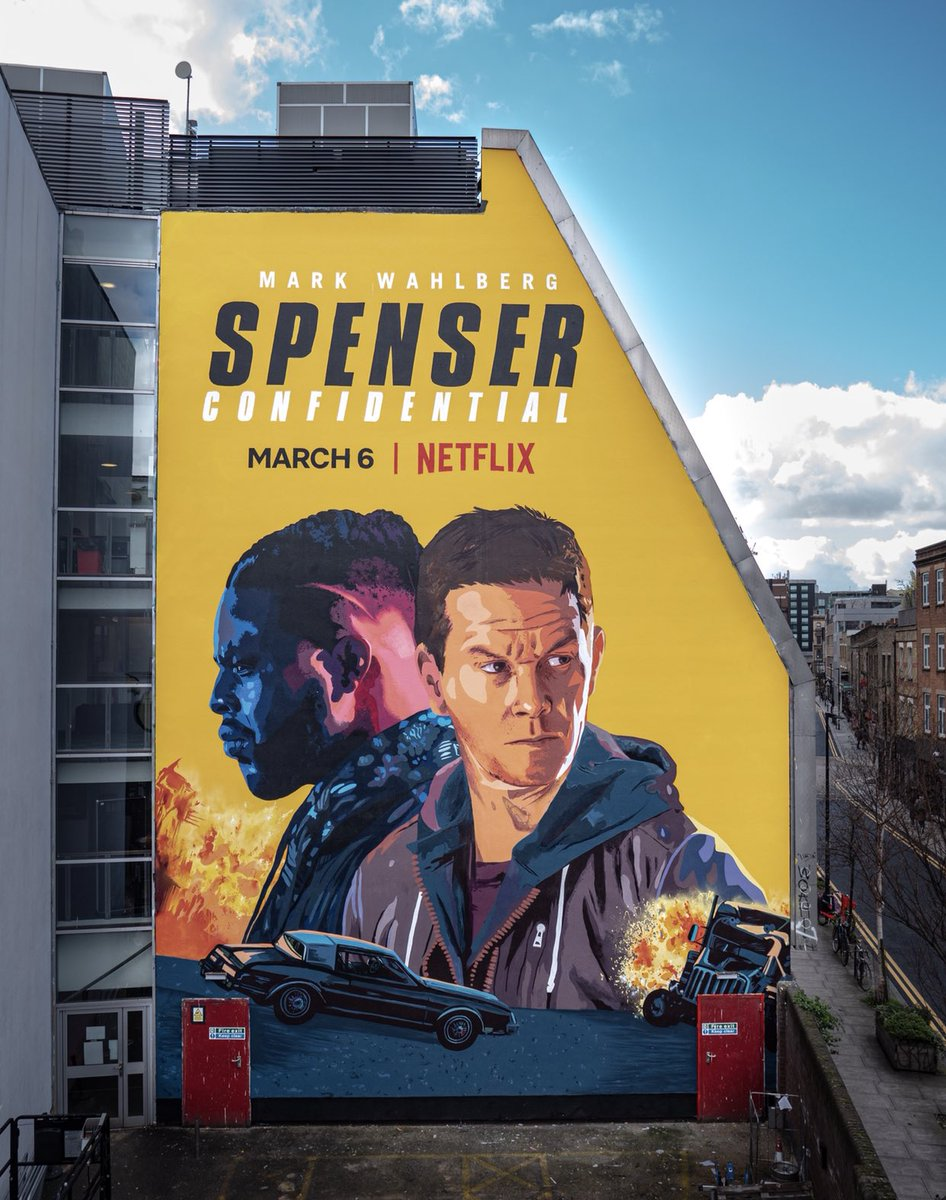 Mark Wahlberg On Twitter Spenser Confidential Is The 1 Movie In Over 70 Countries Huge Thanks To Everyone Who Watched Around The World Even Multiple Times For Making It Happen Netflix