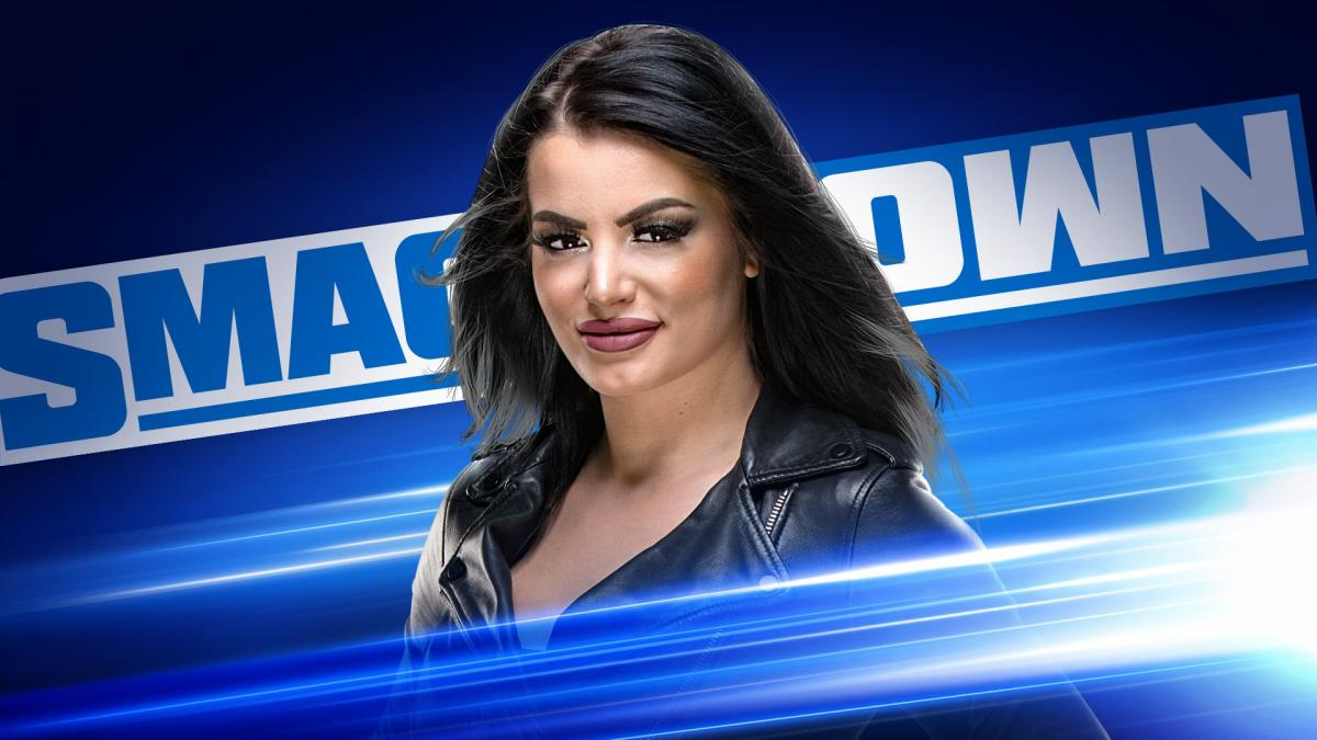 Reason Why Paige Missed This Week's WWE Smackdown On FOX 1
