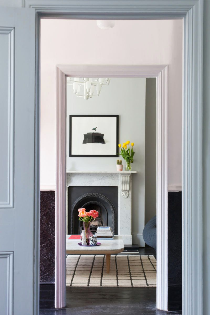Just Diy Decor On Twitter Painted Door Frames Are Our New Favorite Design Accents Https T Co Kokp9pwc7e Homedecor Home Diy Paint Doorframes Https T Co Hinfjzzvl0