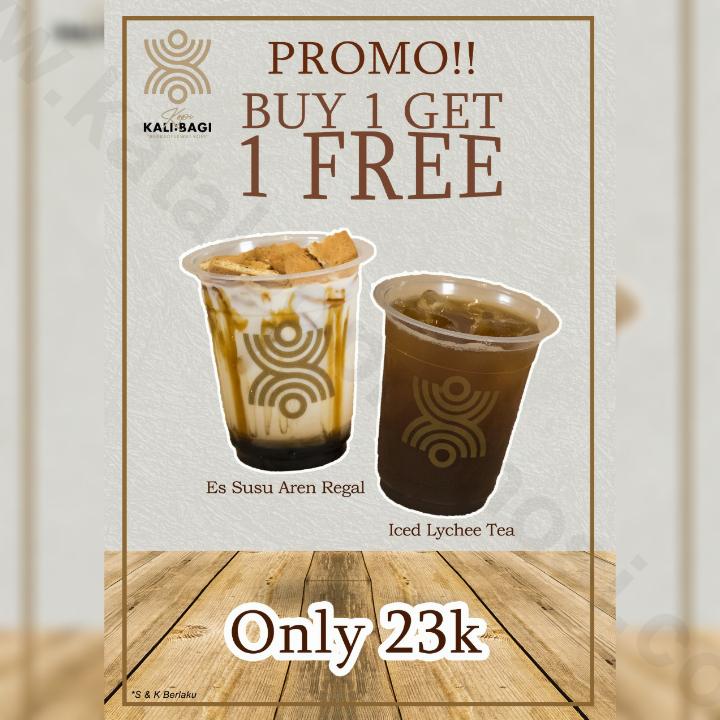 Katalogpromosi On Twitter Kopi Kali Bagi Cikini Opening Promo Buy 1 Get 1 Https T Co K1zte26d9r