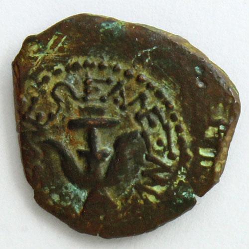 """ワールドコインギャラリー on Twitter: """"古代ユダヤで発行されたプルタ ..."""