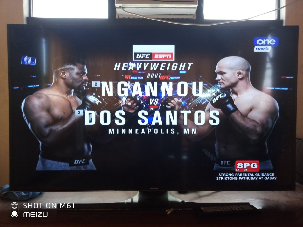 NW #UFConESPN3 - Main Card [Select bouts] @OneSportsPHL DWNB CH41  #UFConOneSports #GameTayo https://t.co/mPWEbnw0DC