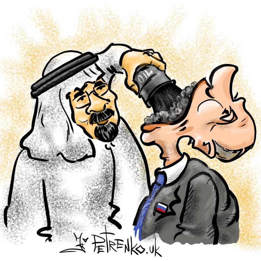 Падіння цін на нафту: світові біржі пережили найгірший день із 2008 року - Цензор.НЕТ 5665