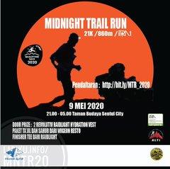 Midnite Trail Run • 2020