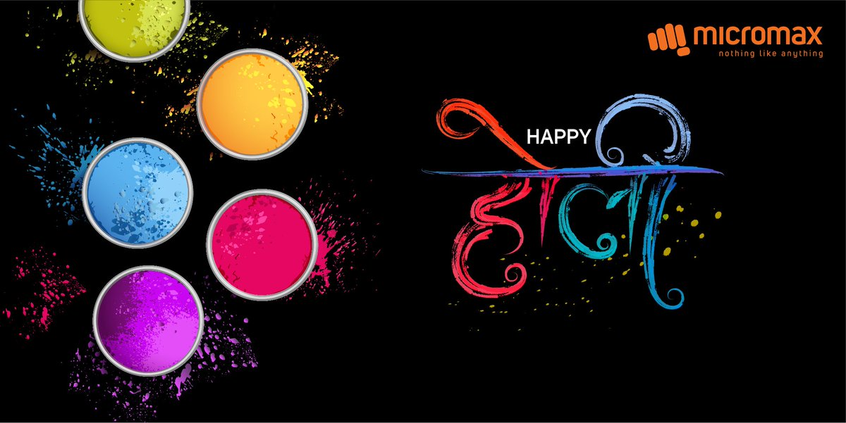 Let the colours of Holi stir vibrant hues of joys and blessings in everyone's life. This Holi take proper precautions, be safe and play safe. #HappyHoli2020 https://t.co/qKMXMroFm2