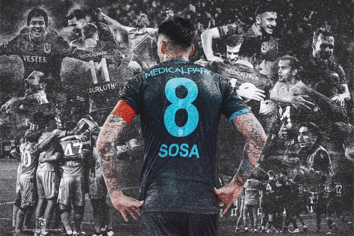 Maestronun kaptanlığında  #SekizinciŞampiyonluk a! #JoseSosa  💙