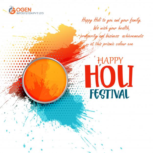 'Bright colors, water balloons, lavish gujiyas and melodious songs' are the ingredients of perfect Holi. Wish you a very happy and wonderful Holi. #HappyHoli #Holi2020 #HoliHai #BuraNaManoHoliHai https://t.co/9sZ0KFbnr2