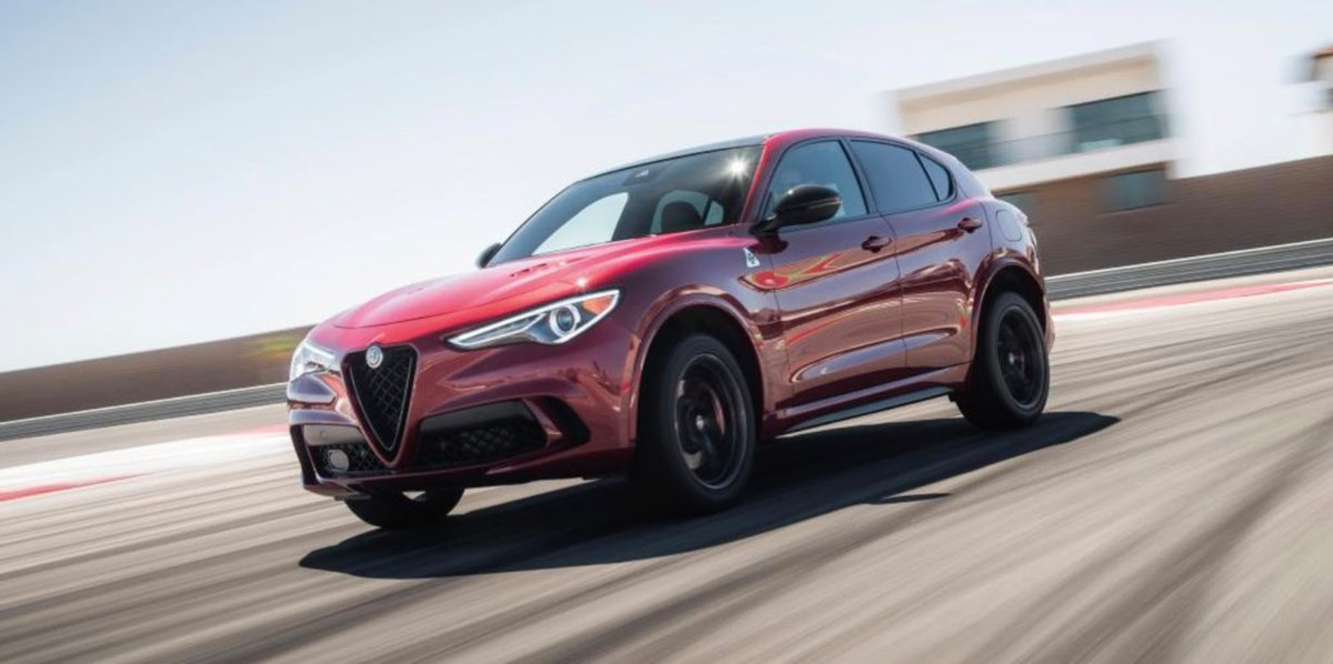 The 2020 Giulia and Stelvio mark the debut of new safety features. The enhanced available features the vehicle allows for control acceleration, braking, and steering—providing the driver with the perfect balance between driving pleasure and control. https://t.co/JxJtNUQXN3