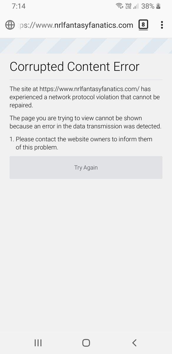 my forum is down because of an invalid SSL certificate ESvMVWEUUAAGfz1?format=jpg&name=medium