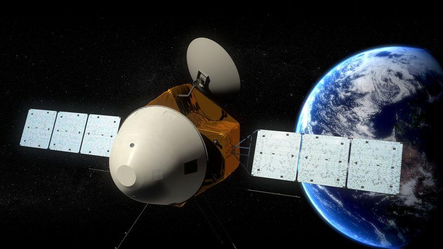 [Chine] Mission Tianwen-1 (orbiteur + atterrisseur + rover) ESvOuIKUwAEMYtK?format=jpg&name=900x900