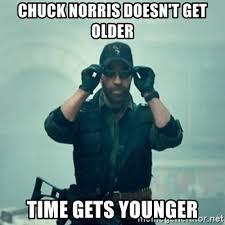Happy Birthday Chuck Norris!!!