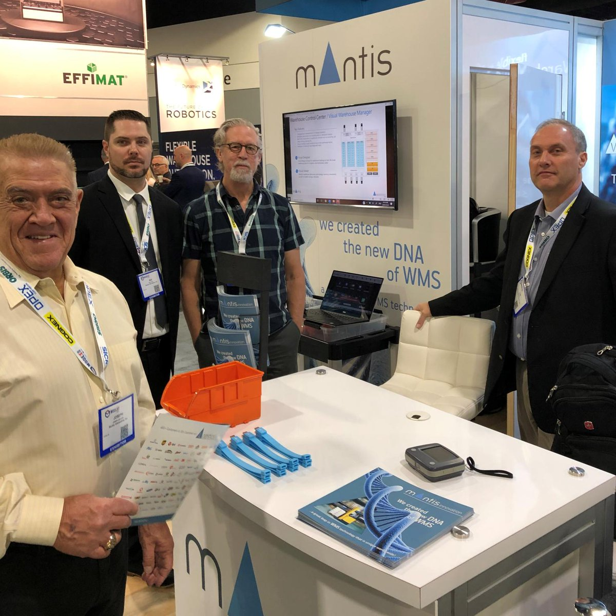 We welcome you to our  booth #8292 at #MODEX2020 and ask us for the best #innovative #wmssolutions to #optimize your #warehouse #LVS #Logisticsvisionsuite https://t.co/DaeppQBN3e