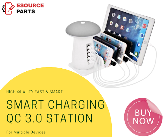 Fast & Smart Charging QC 3.0 Station For Multiple Devices Choose the high-quality Fast & Smart Charging QC 3.0 read more Clicke Here: https://bit.ly/3ayebVM  #EsourceParts #Canada #AppleAccessories #AppleCover #AppleCases #OnlineAppleStore #MobileStore #OnlineShoppingpic.twitter.com/llgDYa1C0h