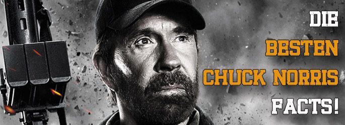#ChuckNorris