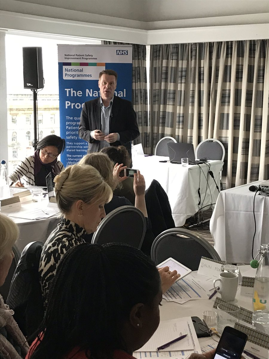 .@phil_duncan1 setting out key changes for next year's phase 2 of MatNeoSIP programme: focus will be on optimisation of place of birth, smoke-free pregnancy and managing deterioration in mothers and babies. #MatNeoCILG https://t.co/1BlUL7ZuGB