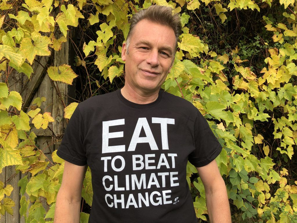 Eat to Beat Climate Change is about getting more people to choose veggie and vegan food more of the time. This is the single biggest thing people can do to help prevent climate change.  #EatToBeatClimateChange