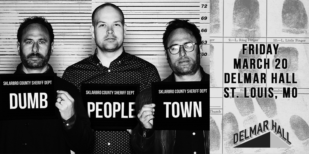 Dont miss @DPTpodcast with @sklarbrothers and @danielvankirk on Friday, March 20 at @DelmarHallstl with very special guests @timconvy and @DaveHolmes. Get your tickets soon! 🎟: bit.ly/2VWJ8yS