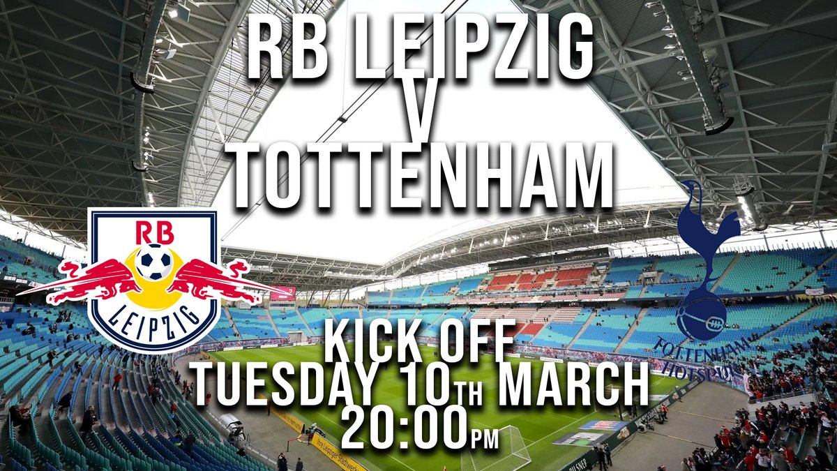 ⚽️Champions League R16, We're showing the action from both games LIVE here at The Nine Elms. RB Leipzig v Tottenham & Valencia v Atalanta. Book in advance for the games and you'll even be able to get a stone baked homemade pizza for only £10 ⚽️ https://t.co/elbTCPNEj9